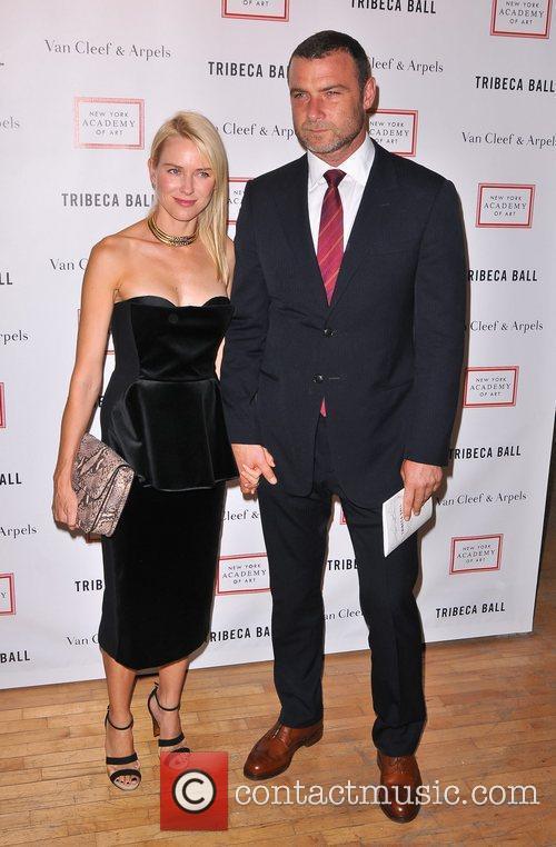 Naomi Watts and Liev Schrieber 1