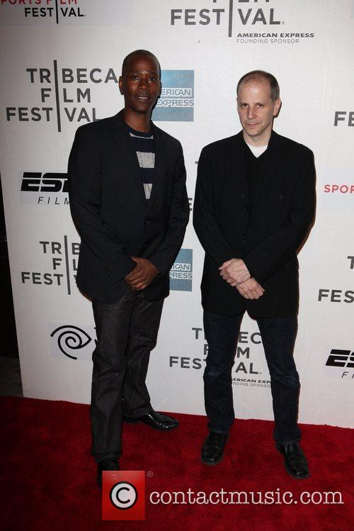 Amani Martin, Ted Schillinger  Tribeca Film Festival...