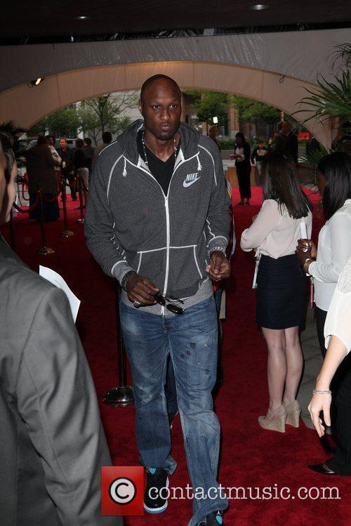 Lamar Odom and Tribeca Film Festival 7
