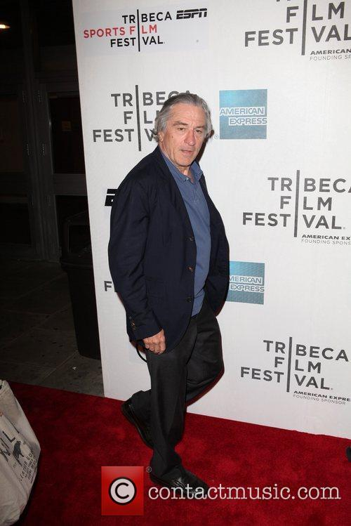Robert De Niro and Tribeca Film Festival 1