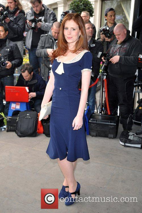 Amy Nuttall The TRIC Awards held at the...