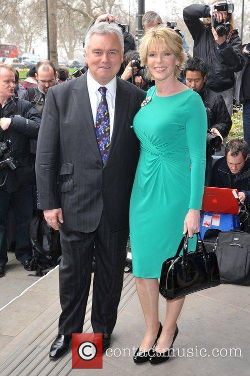 Eamonn Holmes, Ruth Langsford and Grosvenor House 3