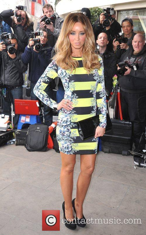 Lauren Pope The TRIC Awards held at the...