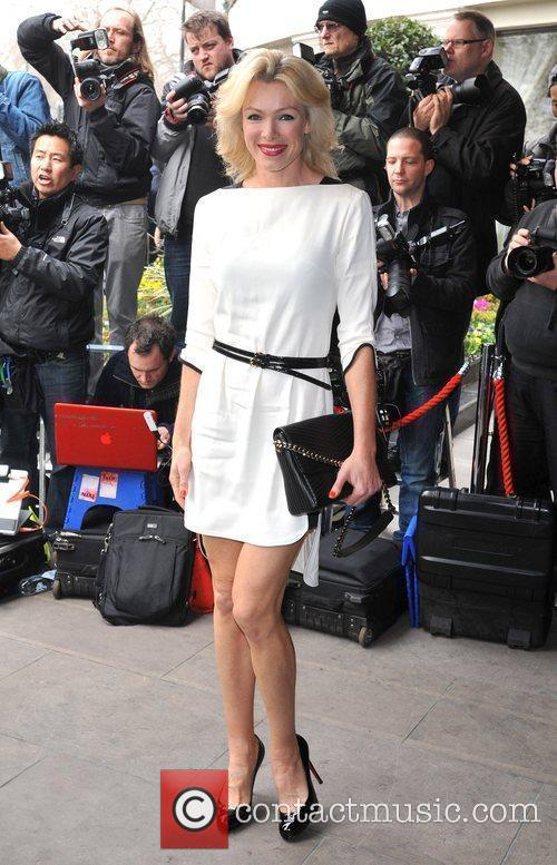 Nell McAndrew  The TRIC Awards held at...