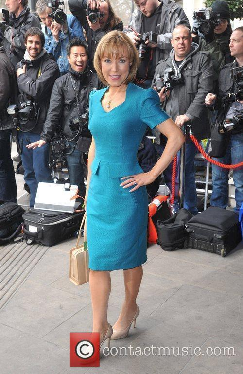 Sian Williams The TRIC Awards held at the...