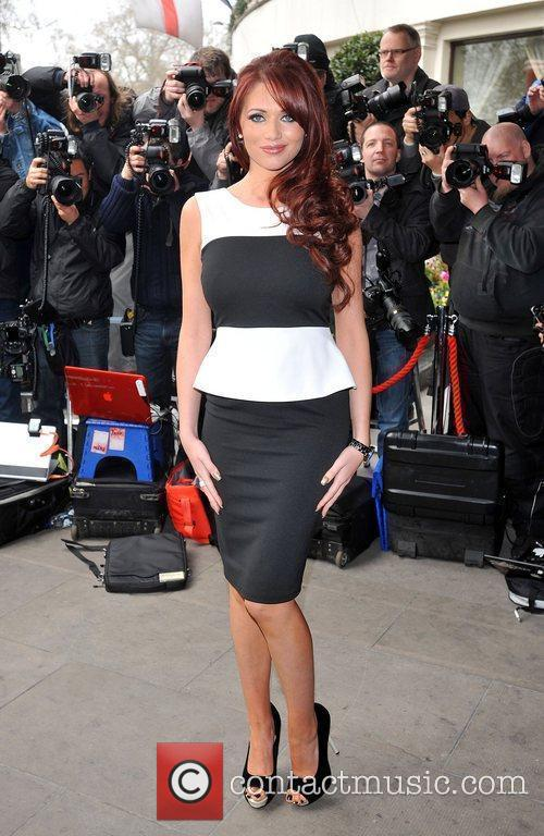 Amy Childs and Grosvenor House 1