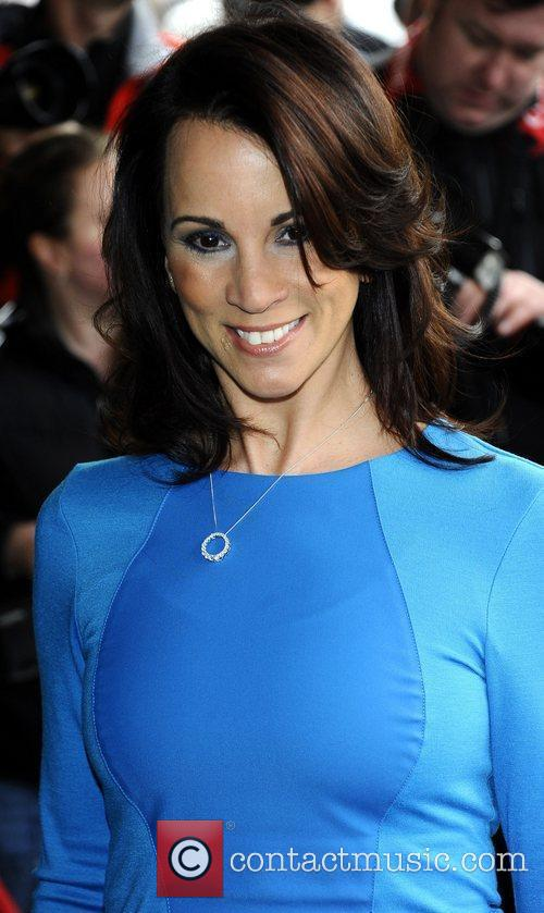 Andrea Mclean and Grosvenor House 5