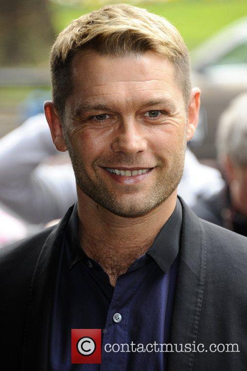 John Partridge and Grosvenor House 2