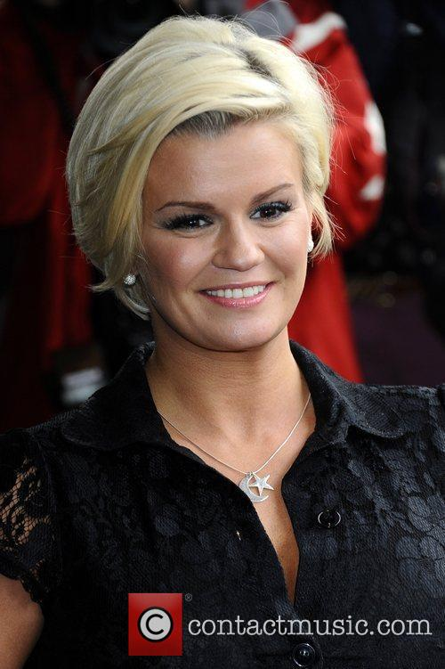 Kerry Katona and Grosvenor House 8