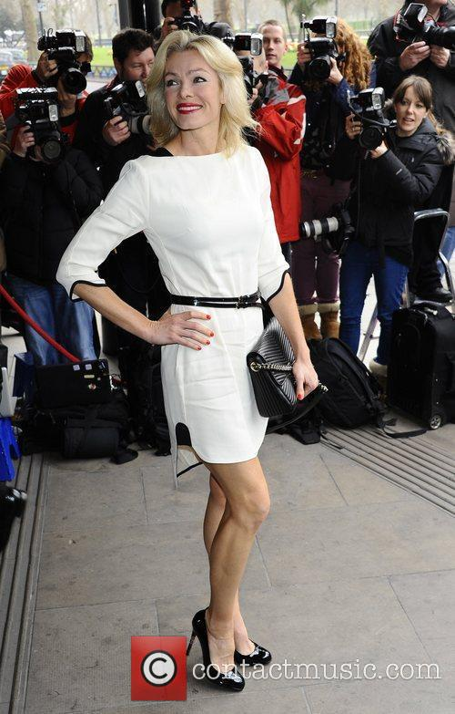 Nell McAndrew, Grosvenor House