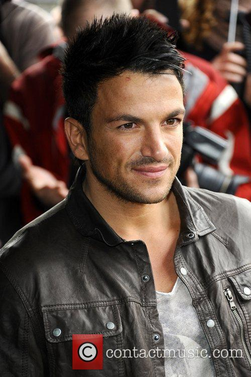 Peter Andre and Grosvenor House 7