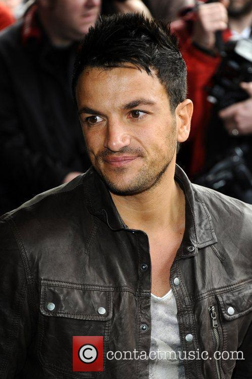 Peter Andre and Grosvenor House 8
