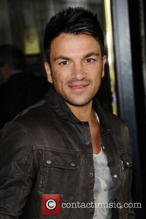 Peter Andre and Grosvenor House 9