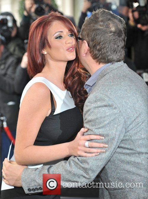Amy Childs, Alan Carr and Grosvenor House 2