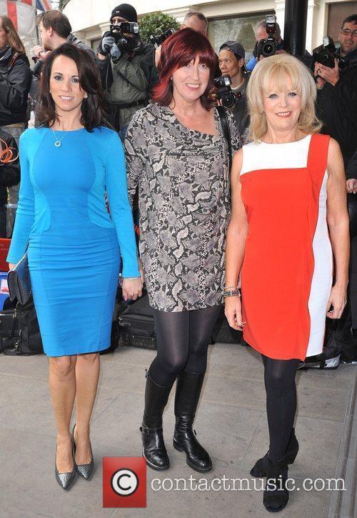 Andrea McLean, Janet Street Porter, Sherrie Hewson of...