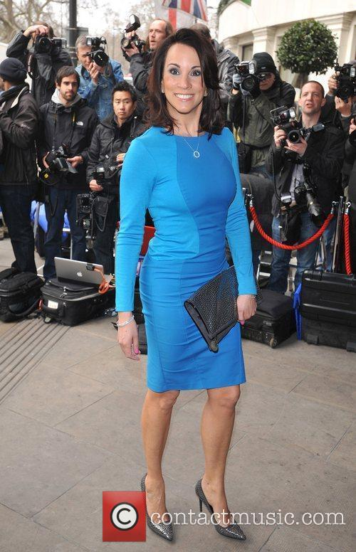 andrea mclean the tric awards held at 3777563
