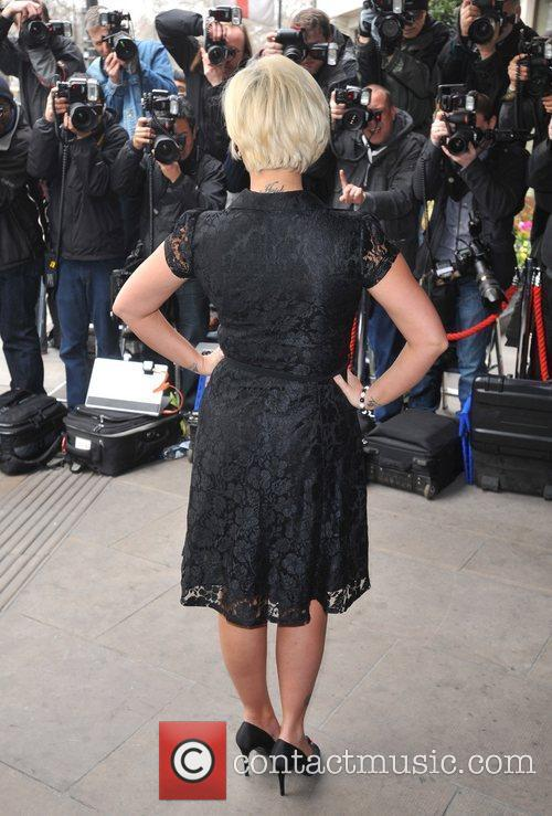Kerry Katona and Grosvenor House 1