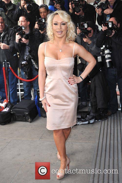 Kristina Rihanoff The TRIC Awards held at the...