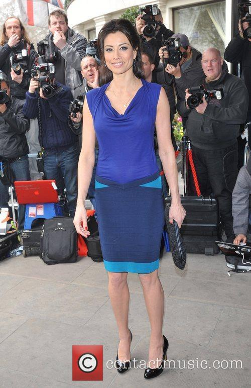 Melanie Sykes The TRIC Awards held at the...