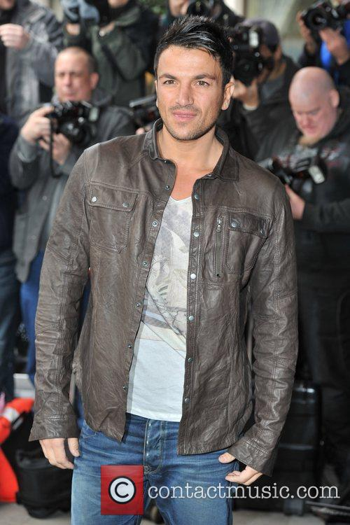 Peter Andre and Grosvenor House 2