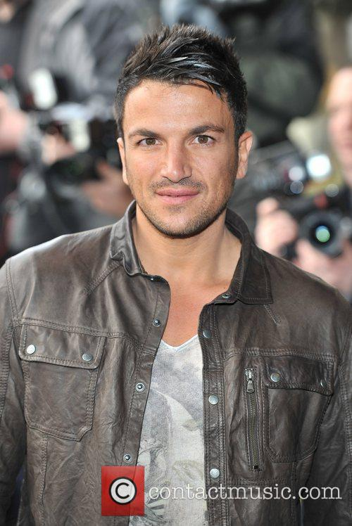 Peter Andre and Grosvenor House 3