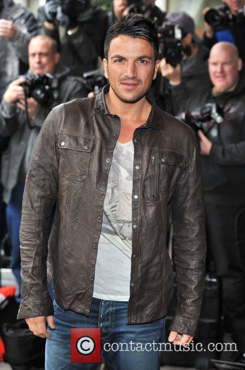 Peter Andre and Grosvenor House 5