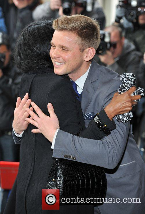 Sinitta and Jeff Brazier The TRIC Awards held...