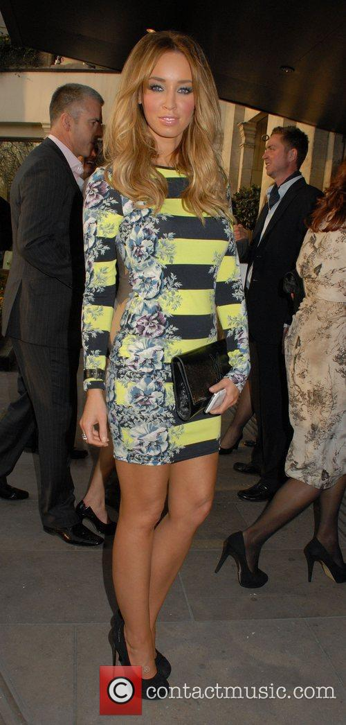 Lauren Pope and Grosvenor House 7