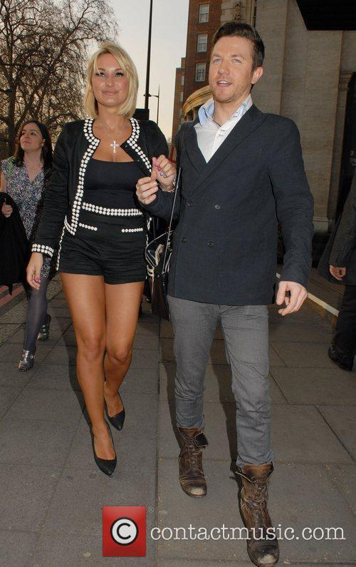 Sam Faiers and Grosvenor House 3