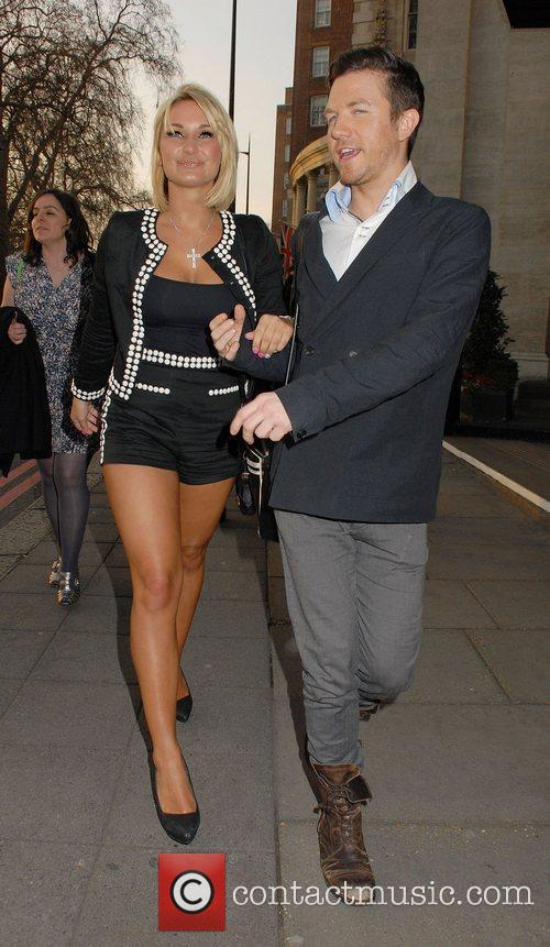 Sam Faiers and Grosvenor House 6