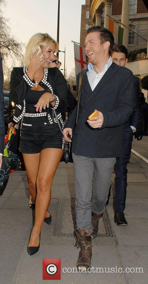 Sam Faiers and Grosvenor House 7