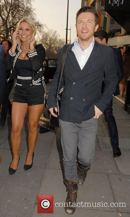 Sam Faiers and Grosvenor House 8