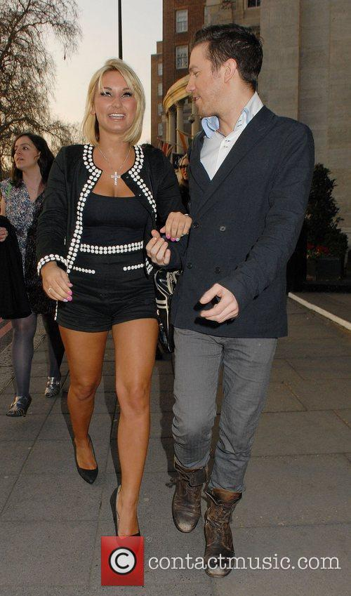 Sam Faiers and Grosvenor House 9