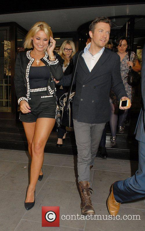 Sam Faiers and Grosvenor House 10
