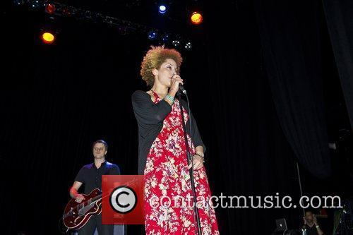 tricky and martina topley bird perform at 5832791