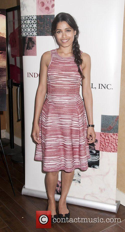 freida pinto at the indo american arts 3986666