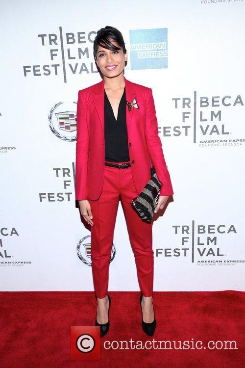 Freida Pinto and Tribeca Film Festival 7