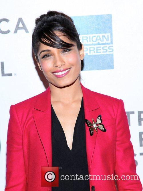Freida Pinto and Tribeca Film Festival 8