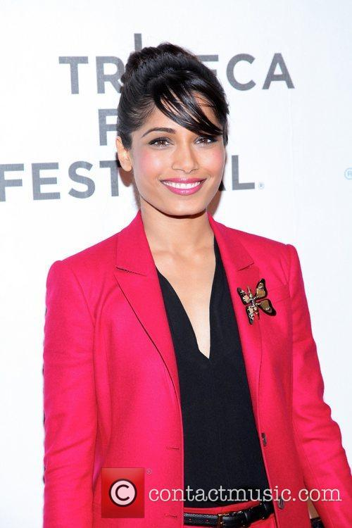 Freida Pinto and Tribeca Film Festival 9