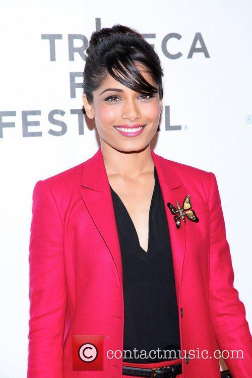 Freida Pinto and Tribeca Film Festival 10