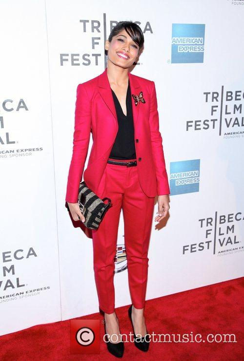 Freida Pinto and Tribeca Film Festival 12