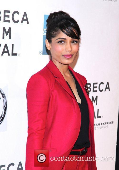 Freida Pinto and Tribeca Film Festival 15