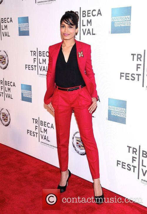 Freida Pinto and Tribeca Film Festival 18