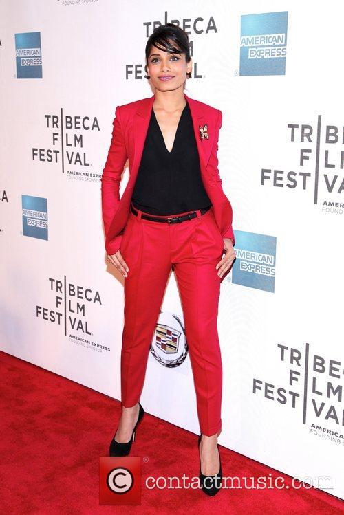 Freida Pinto and Tribeca Film Festival 19