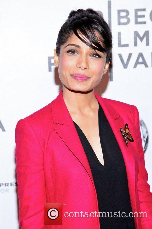 Freida Pinto and Tribeca Film Festival 23