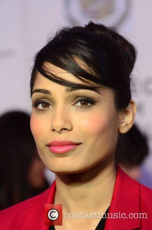 Freida Pinto and Tribeca Film Festival 1