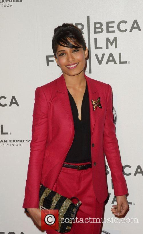 Freida Pinto and Tribeca Film Festival 29