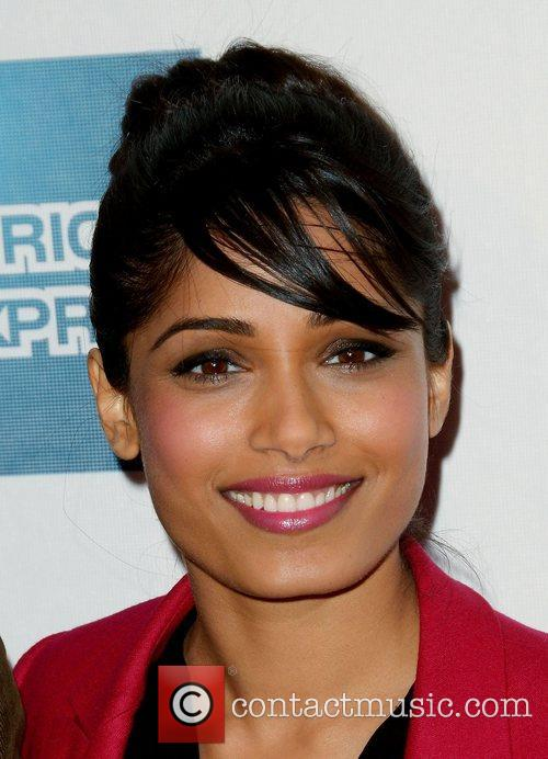 Freida Pinto and Tribeca Film Festival 30