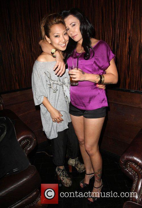 Francine Beppu, Rachel Rodriguez  Stars from 'The...