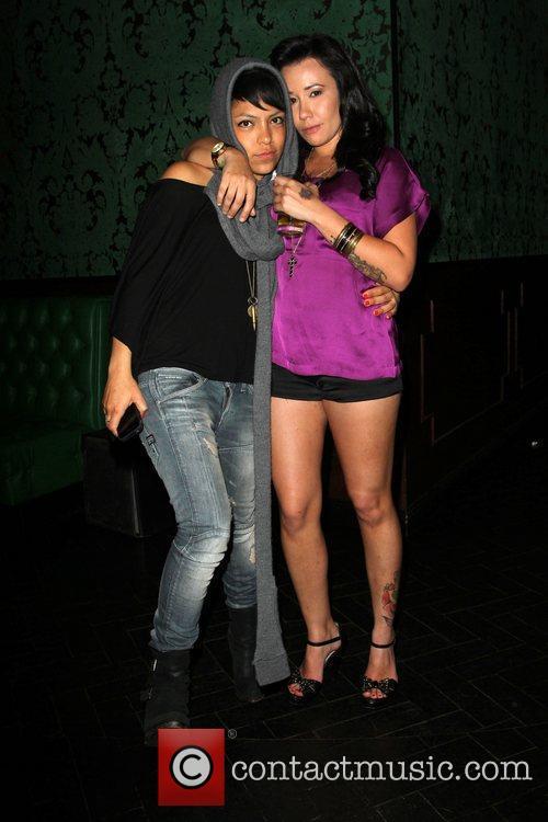 Vivian Magana, Rachel Rodriguez  Stars from 'The...